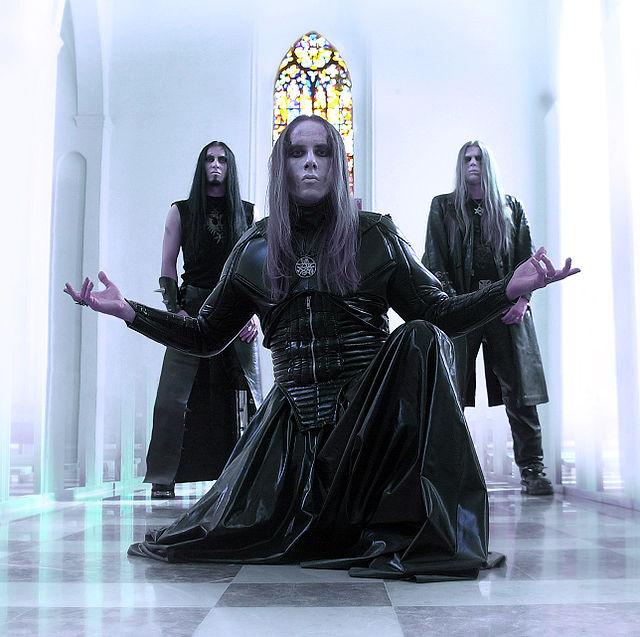 Nergal i Behemoth zatrzymani w Rosji