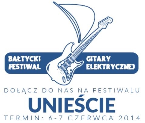 Bałtycki Festiwal Gitary Elektrycznej – pula nagród