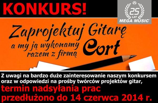 Konkurs Cort przedłużony
