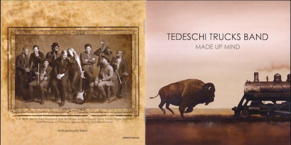 """Tedeschi Trucks Band """"Made Up Mind"""""""
