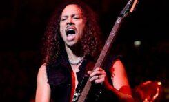 Metallica: Granie jednej naszej piosenki to jak osiem The Rolling Stones