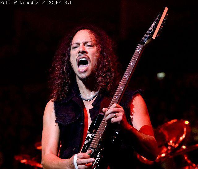 Kirk Hammett zgubił iPhone'a z riffami na płytę
