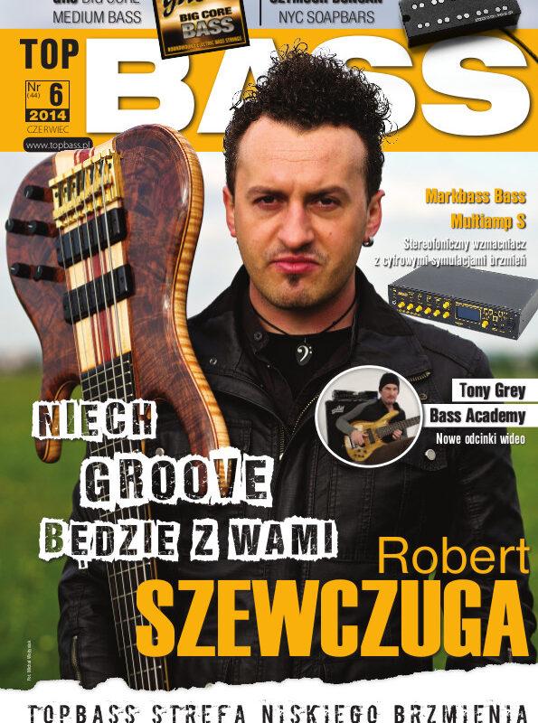 Robert Szewczuga w TopBass