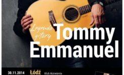 Tommy Emmanuel ponownie w Polsce
