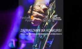 Konkurs fotograficzny Festiwalu Muzycznego im. Ryśka Riedla