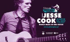Jesse Cook rozpocznie Festiwal GITARA+
