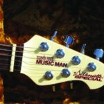 Music Man Silhouette 02