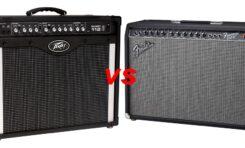 Peavey Bandit 112 vs Fender Frontman 212R – porównanie