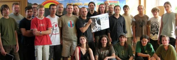 JaZZlot 2005 w Ostrzeszowie