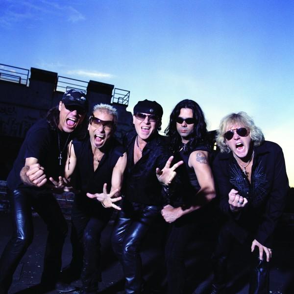 Scorpions – POLAK I NIEMIEC NA JEDNEJ STALI SCENIE