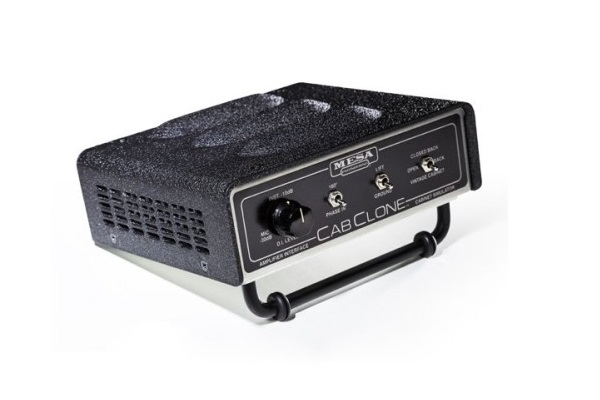 Mesa Boogie Cab Clone: symulacja obciążenia kolumny gitarowej