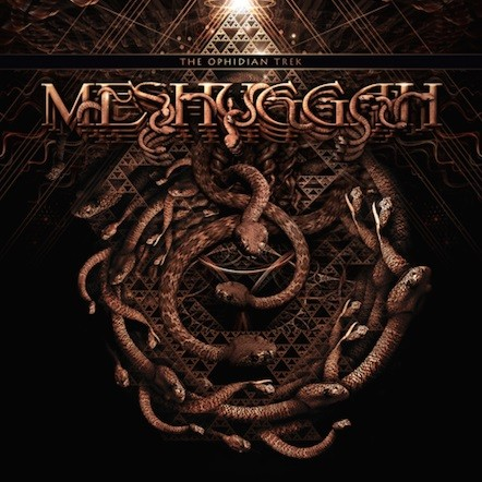 "Meshuggah wyda DVD/BluRay ""The Ophidian Trek"""