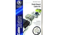 Planet Waves Pedal Board Kit