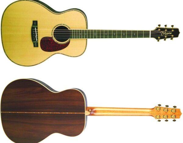 Gitara akustyczna Takamine EF75J OM
