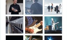 "Eric Clapton wyda DVD ""Planes, Trains and Eric"""