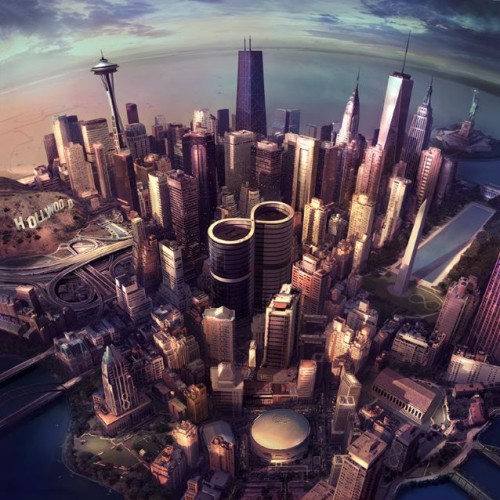 "Foo Fighters udostępnia nowy utwór ""Something From Nothing"""