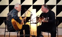 "Tommy Emmanuel & Igor Presnyakov ""Hit The Road Jack"""