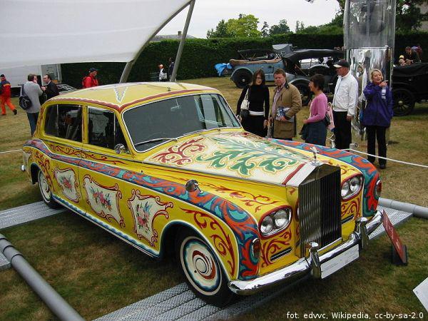 John Lennon Rolls Royce