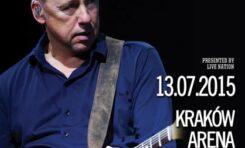 Mark Knopfler już 13 lipca w Krakowie
