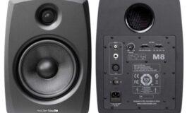 Monitory Resident Audio M5 i M8 już dostępne w Music Info