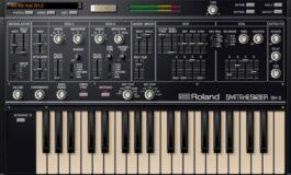 Roland SH-2 PLUG-OUT dla SYSTEM-1