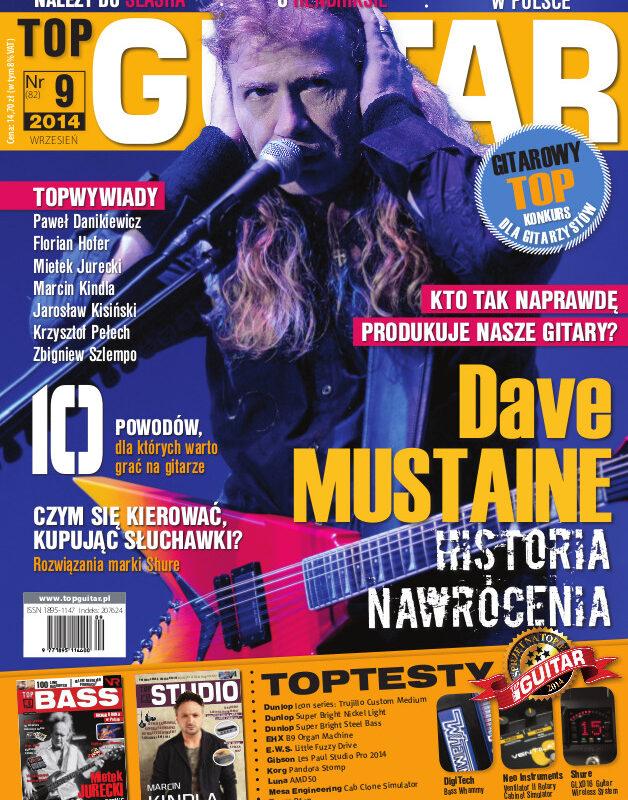 TopGuitar – wrzesień 2014