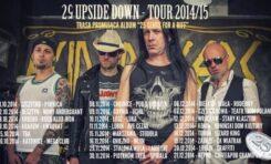 Acid Drinkers wyrusza w trasę 25 Upside Down Tour 2014