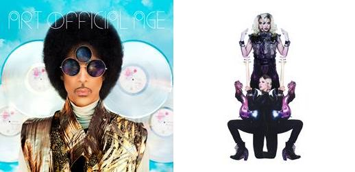 "Nowy Prince: ""Art Official Age"" i ""Plectrumelectrum"""