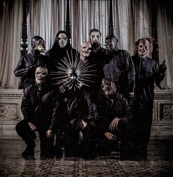 "Slipknot wydał nowy album "".5: The Gray Chapter"""