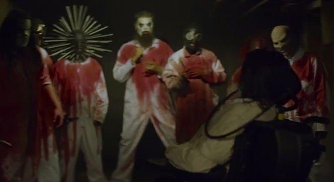 """Slipknot prezentuje teledysk """"The Devil In I"""""""
