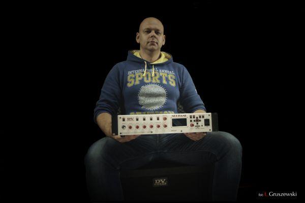 Tomasz Andrzejewski: nowy endorser DV Mark