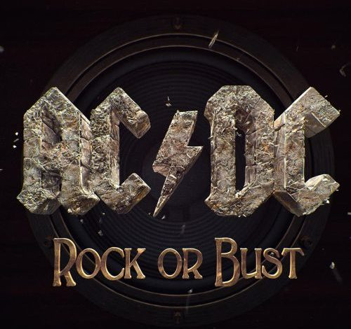 "AC/DC ""Rock or Bust"""
