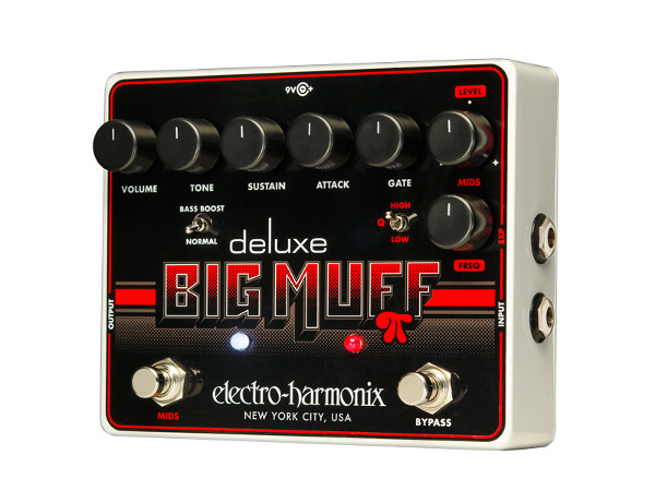 EHX Deluxe Big Muff Pi w magazynie TopGuitar