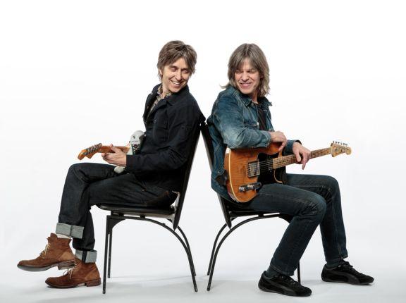"""Eric Johnson i Mike Stern opowiadają o najnowszym albumie """"Eclectic"""""""