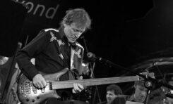 Muzycy żegnają zmarłego Jacka Bruce'a