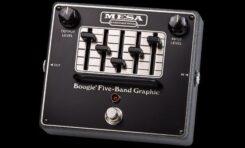 """Sprzęt na Topie"" dla Mesa Boogie Five-Band Graphic, Flux-Five i Throttle Box EQ"