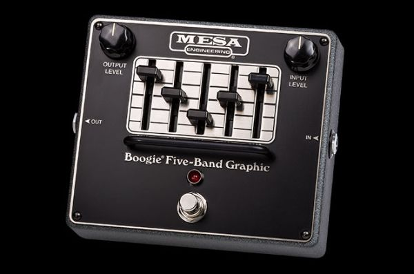 Mesa Boogie Five-Band Graphic