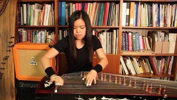 """Nowe brzmienie """"One"""" Metalliki w wykonaniu Michelle Kwan"""