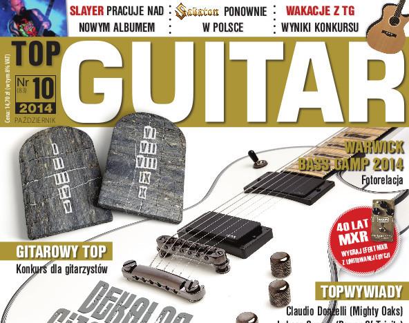 Dekalog gitarzysty w TopGuitar