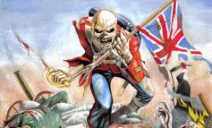 """Nietypowy cover """"The Trooper"""" Iron Maiden"""