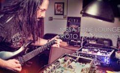 John Petrucci w Mesa Factory