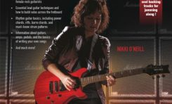 "Nikki O'Neill ""Women's Road to Rock Guitar"""