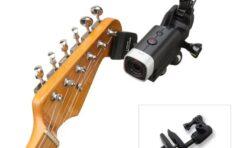Zoom GHM-1 do filmowania gitary