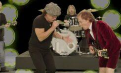 "AC/DC prezentuje klip ""Play Ball"""