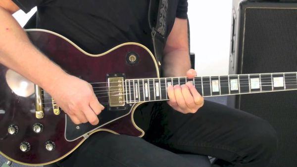 Lekcja w stylu hard rock z Blackstar