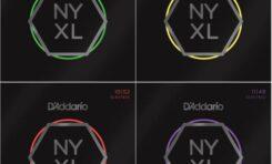 D'Addario rozszerza serię strun NYXL