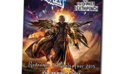 Judas Priest – mistrzowie heavy metalu w Polsce