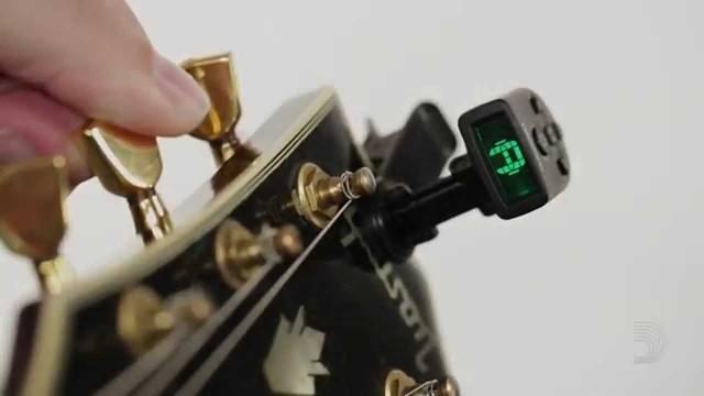 D'Addario NS Micro Universal Tuner