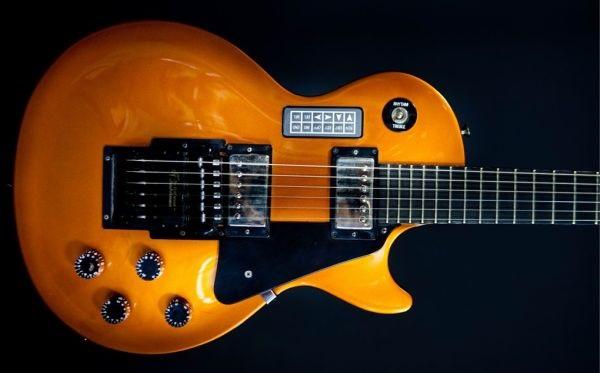 Gibson Les Paul Goldtop Transperformance