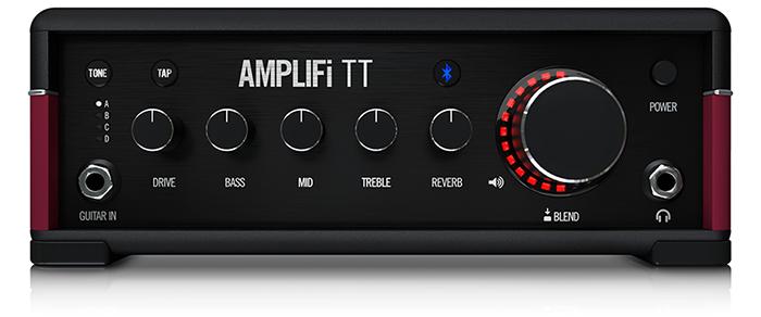 Line 6 AMPLIFI TT – moc sceniczna i studyjna na Twoim biurku!